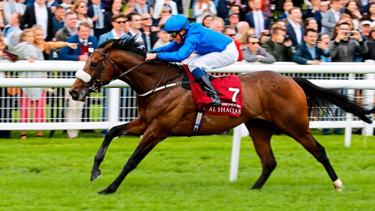 Ribchester fancied to win the Queen Anne Stakes
