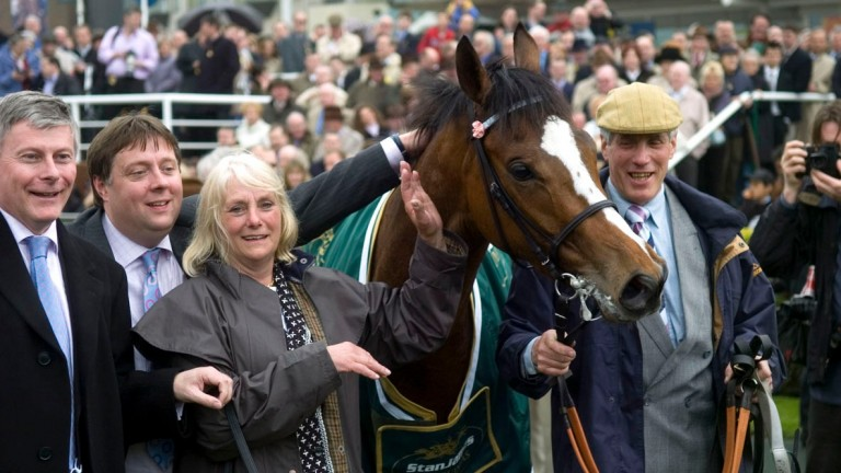 Speciosa: the 1,000 Guineas winner was covered by the Yeomanstown Stud resident