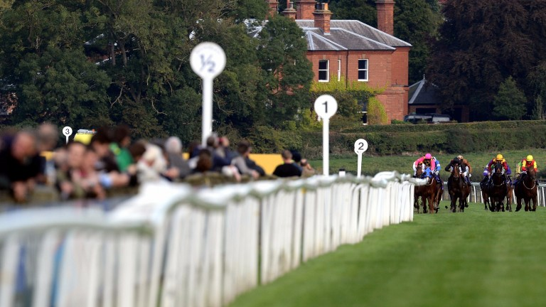Beverley: hosts a pair of valuable juvenile sprints