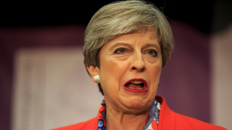 Prime Minister Theresa May will lead a minority Conservative government