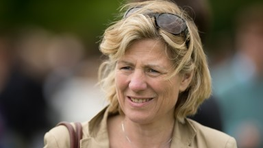 "Eve Johnson Houghton: ""A happy team makes happy horses"""