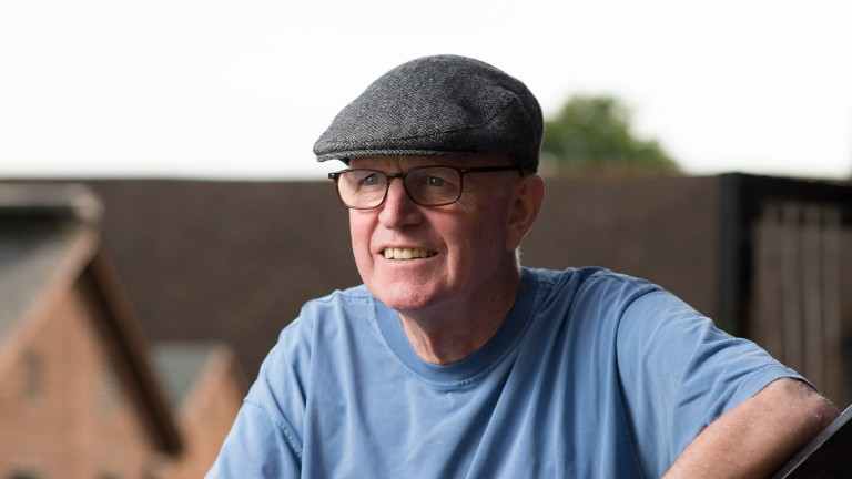 Mick Channon: has started the season in red-hot form with his juveniles