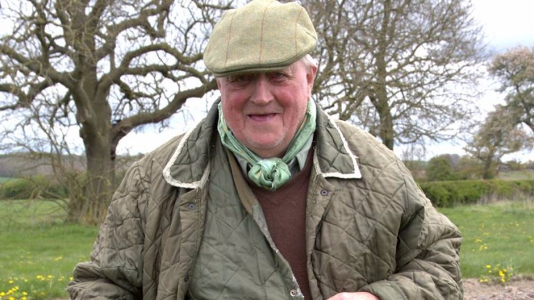 Mick Easterby: the trainer of Ladies First
