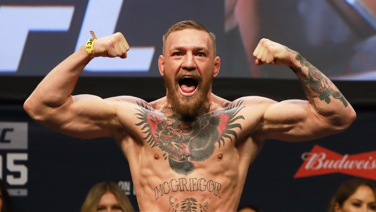 Conor McGregor will fight Floyd Mayweather on August 26