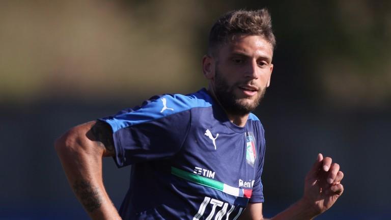 Italy's Domenico Berardi is a potential star