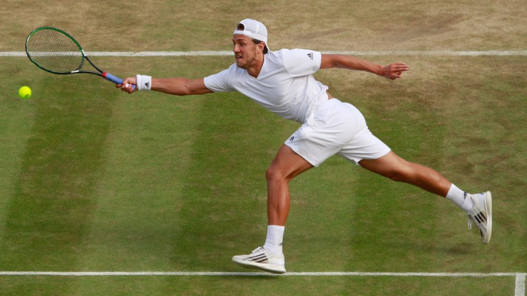 Lucas Pouille could be the value call