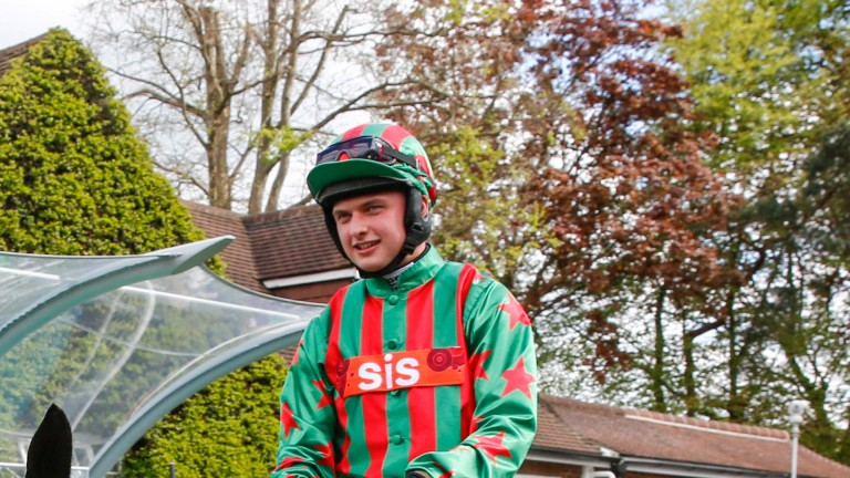 Sean Bowen: stood down at Uttoxeter on Thursday night after a fall