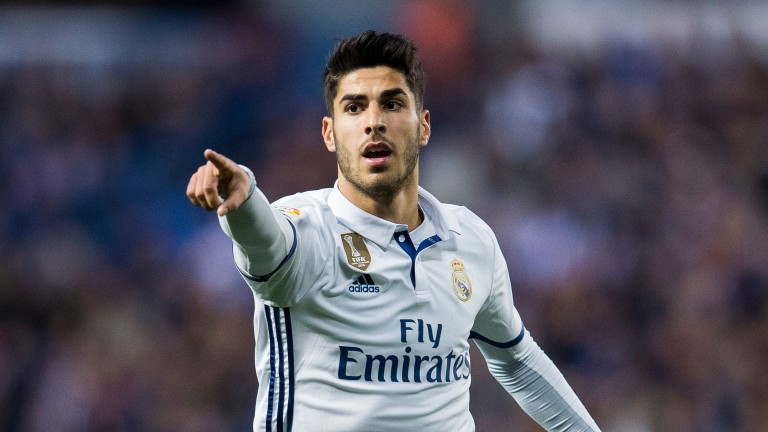 Marco Asensio has made a major impact for Real Madrid
