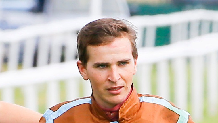 Nicky Mackay: hoping to back in the saddle next month