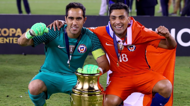 Chile are hungry for more tournament success