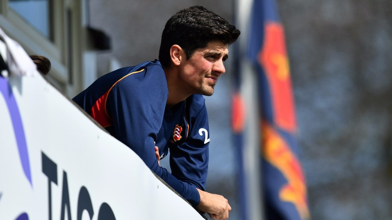 Former England captain Alastair Cook has been piling up the runs for Essex