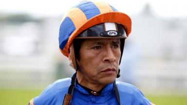 Edgar Prado: rode Something Awesome to victory