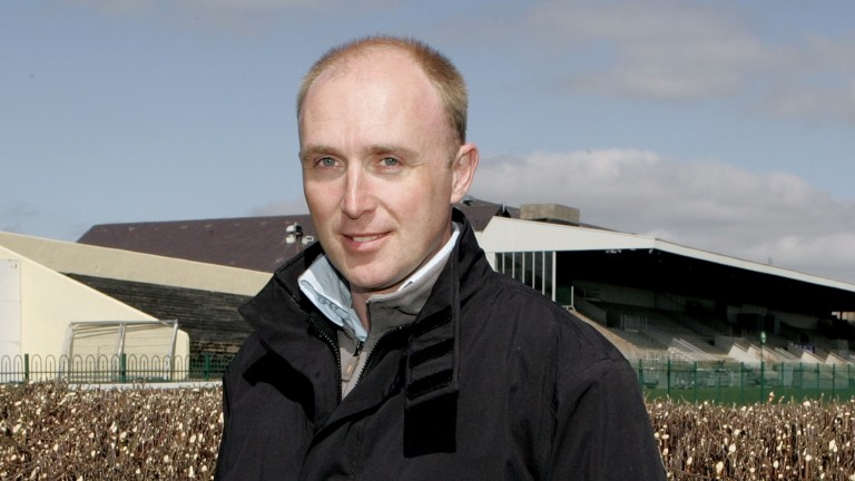 "Richie Galway: ""Punchestown was always well supported by many of the top Flat trainers down through the years and we would like to see that return"""