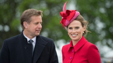 Breaking new ground: Ed Chamberlin and Francesca Cumani will be at the helm as ITV Racing presents its first Royal Ascot