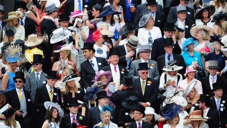 Will there be hats thrown in the air for a French winner at Royal Ascot this week ?