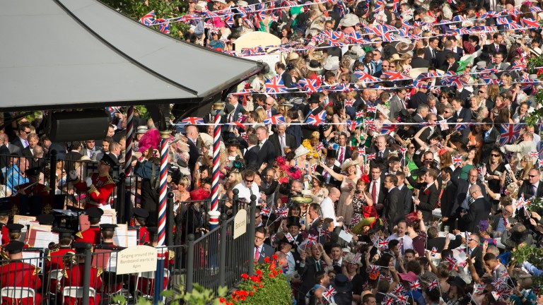 Thursday will be a busy day at the bandstand for post-race singing