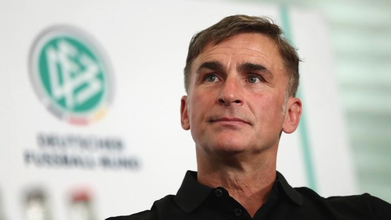 Germany U21s head coach Stefan Kuntz