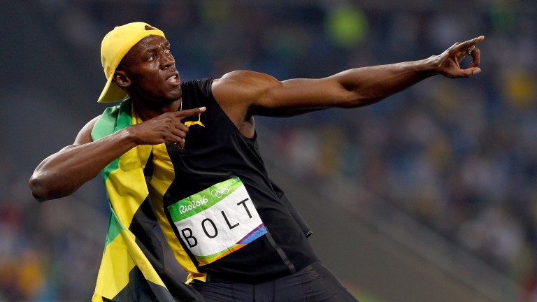 Usain Bolt: his talent and integrity have saved athletics
