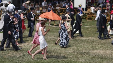 It is day three of the Royal meeting, often referred to as Ladies' Day
