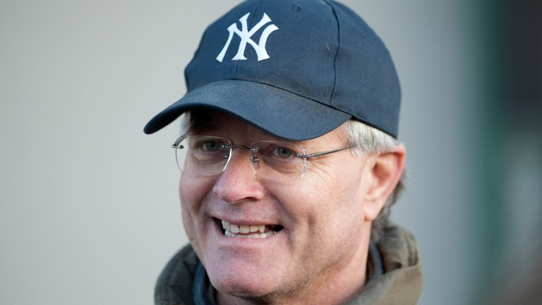 Bill Mott: the Hall of Fame trainer is 65