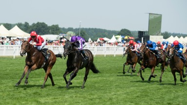 Ground conditions remained on the quick side on the third day at Royal Ascot