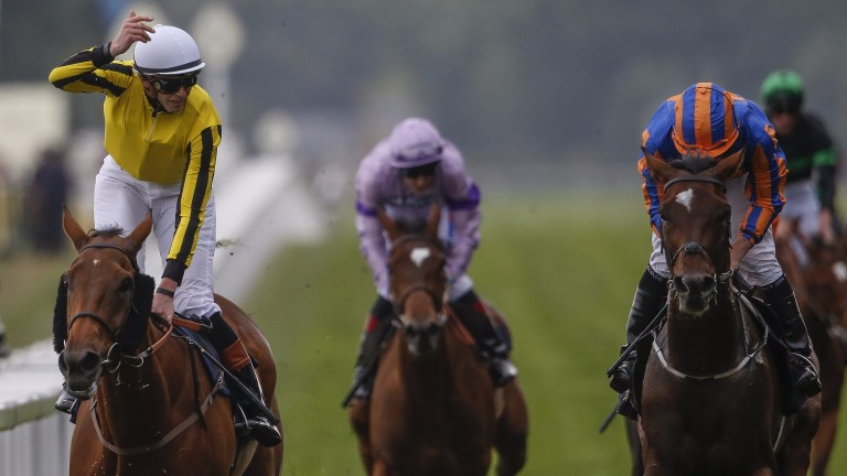 Big Orange and James Doyle triumph in a thrilling Gold Cup
