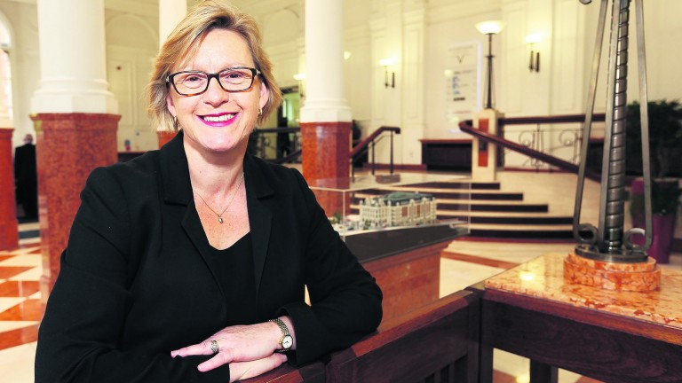 Gambling Commission chief executive Sarah Harrison: wants to raise standards