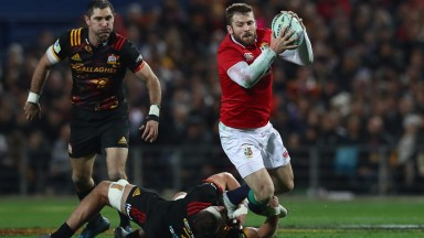 Elliot Daly was a 7-1 shot to be selected for the first Lions Test