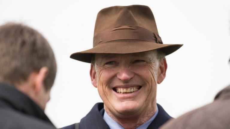 John Gosden: has an excellent record in the Solario Stakes