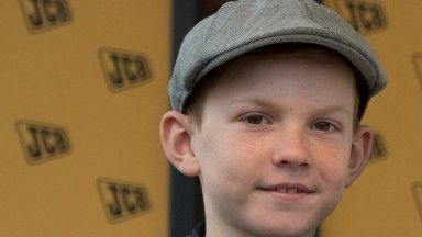 Jack Lander is raising money for his latest charity walk next month