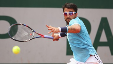 Janko Tipsarevic is a competent performer on grass