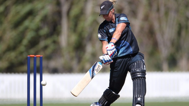 Sophie Devine hit 145 when New Zealand net South Africa in the last World Cup
