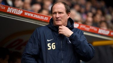 Preston manager Simon Grayson is now favourite in the betting for the Stadium of Light post