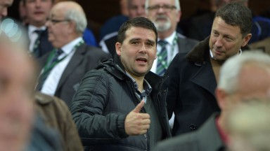 Northern Ireland's all-time leading goalscorer David Healy is in charge at Linfield