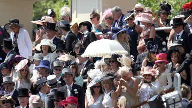 Racegoers at Royal Ascot were not the only ones feeling the heat last week