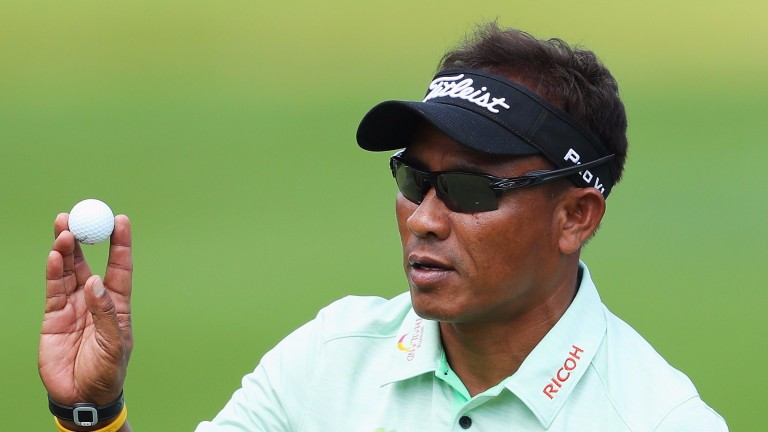 Thongchai Jaidee triumphed in last year's French Open