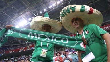 Mexico fans could have something to cheer