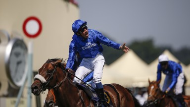 Ribchester gives Godolphin the first leg of a Group 1 double on day one of Royal Ascot with victory in the Queen Anne Stakes