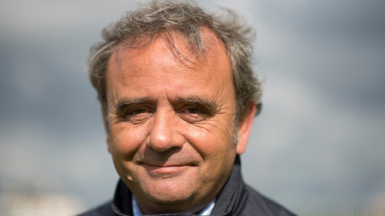 Andreas Wohler: German trainer won the Melbourne Cup with Protectionist in 2014
