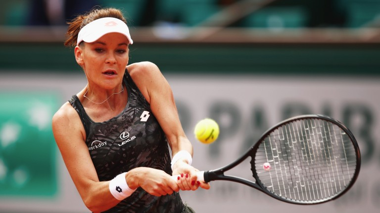 Agnieszka Radwanska could have her day in the sun