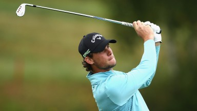 Thomas Pieters could charge at Le Golf National