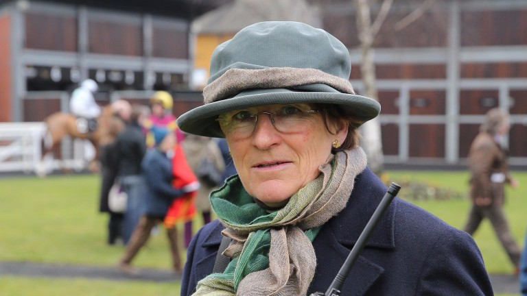 Musselburgh clerk of the course Harriet Graham: concerned for raceday staff