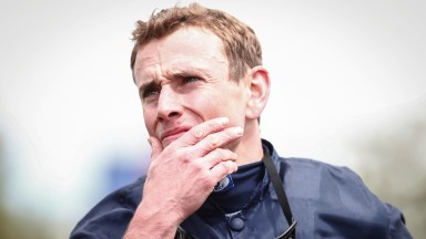 Ryan Moore: has some fantastic rides to look forward to at Leopardstown