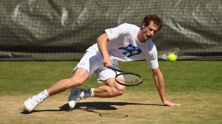 Punters' confidence in Andy Murray is slipping away