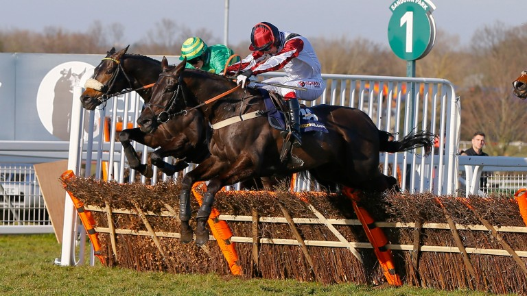 Ebony Express: the 2015 Imperial Cup winner bids for another decent prize