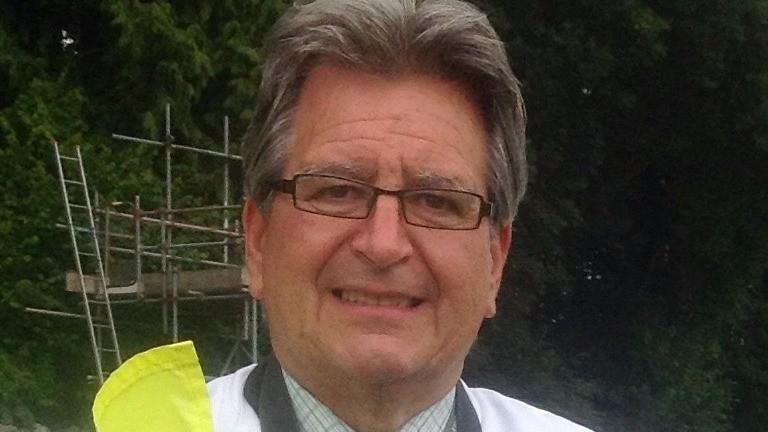 Alan Szymanski: works at six racecourses