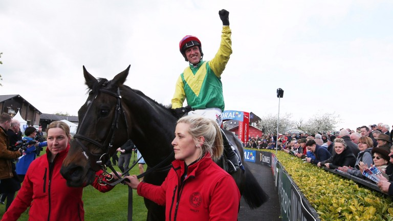 Sizing John: connections of the Gold Cup hero didn't shy from big clashes