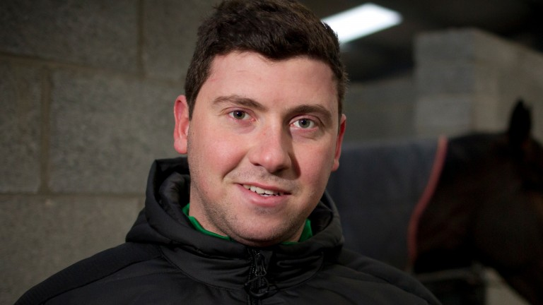 Olly Murphy: former assistant to Gordon Elliott, sends out his first runner at Brighton on Tuesday