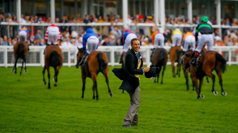 Oli Bell's joy at the victory of Big Orange made compelling television