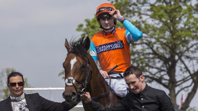 Cunco : Frankel colt landed Classic Trial at Sandown in April